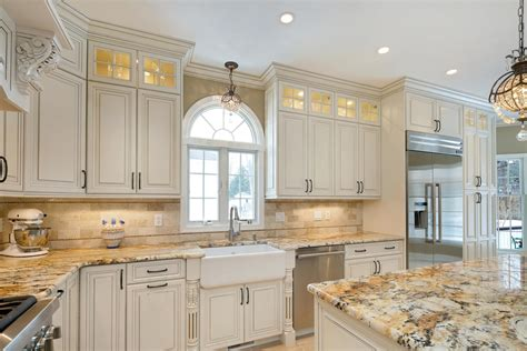 stacked cabinets a winning classic allenwood new jersey by design line kitchens
