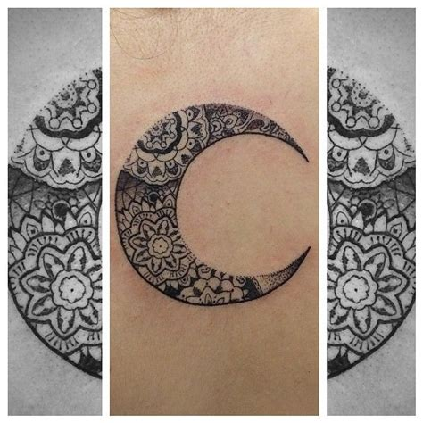 mandala moon tattoo 1000 ideas about moon mandala on tattoos