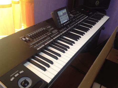 Keyboard Korg Pa Series korg pa3x 76 image 379706 audiofanzine