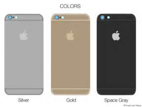 Colors Of Iphone 6 » Home Design 2017