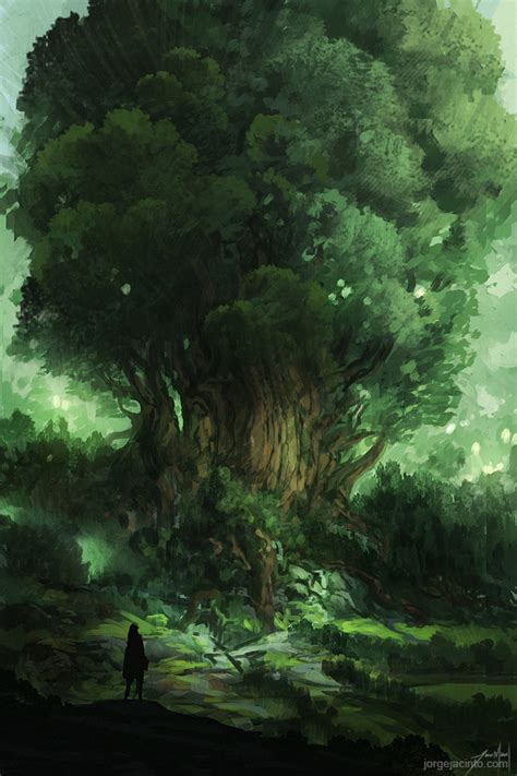 sketch i leaves of the world tree by jjcanvas on deviantart