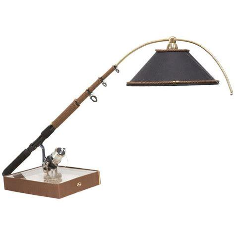fishing rod table l fishing rod table l lighting pinterest ls