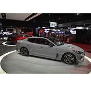 Report Kia Stinger Diesel To Debut At 2017 Geneva Motor