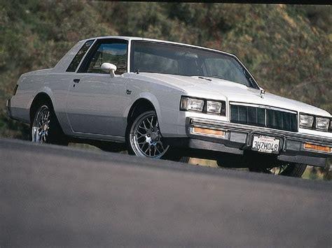 83 buick regal 84 buick regal t type autos post