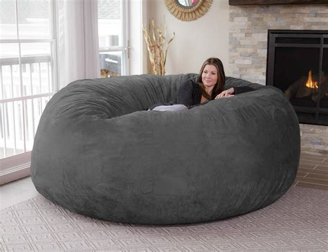 Jumbo Bean Bag Chair by Chill Bag The Eight Foot Bean Bag Review 187 The Gadget Flow