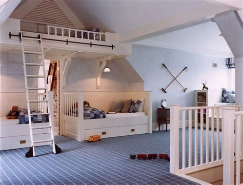 10 reasons why you should live in an attic apartment
