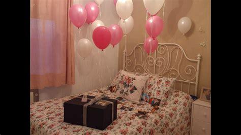 decorar habitacion sorpresa c 243 mo hacer un regalo sorpresa facilisimo youtube