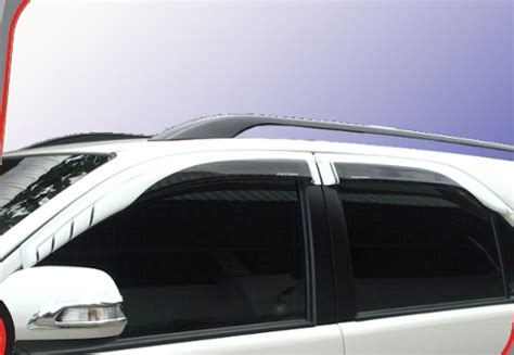 All New Fortuner Side Vent Luxury Chrome fortuner accessories list