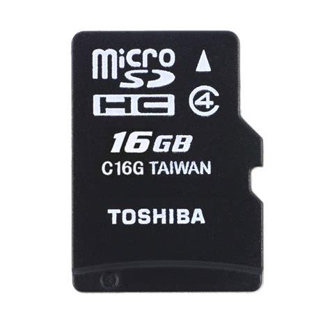 Memory Card Micro Sd Mmc Toshiba 4gb 4 Gb Toshiba High Speed M102 Microsdhc 16gb Clase 4 Adaptador