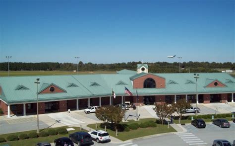 comfort air new bern coastal carolina regional airport