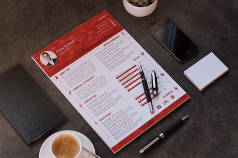 artistic resume templates unique template pages cool designer word