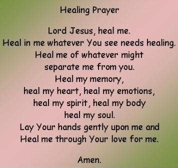 heal us o lord a chaplain s interface with books the healing prayer how to pray for a miracle healing