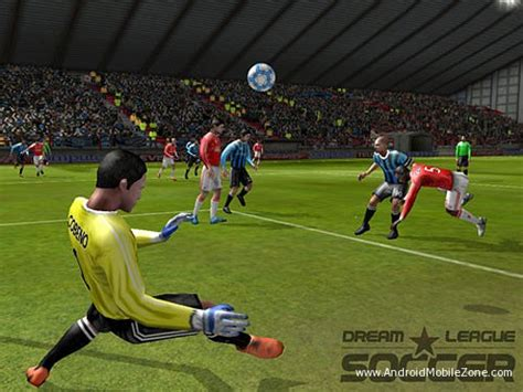 download game mod dream league soccer dream league soccer 2 07 mod apk unlimited gold coins