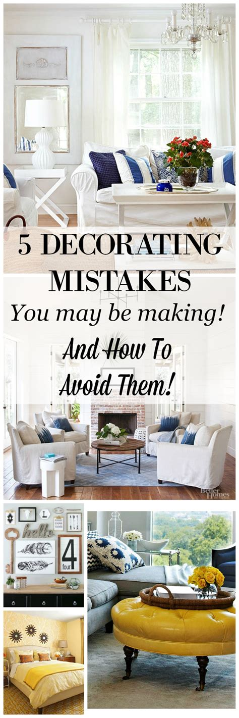 home decorating mistakes 5 decorating mistakes that make your home look cluttered