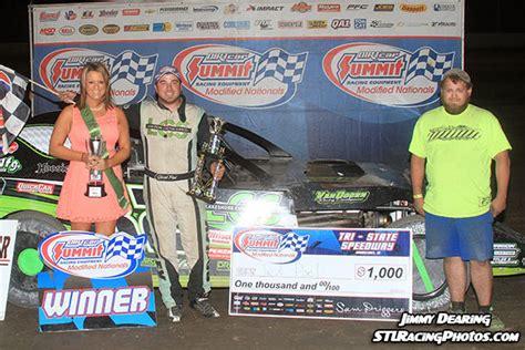 tri state racing results this week in motorsports racingjunk news