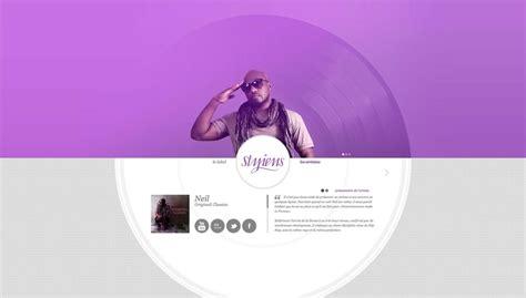 circles  website design webdesigner depot