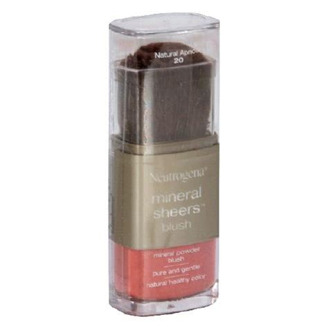 Product Review Neutrogena Mineral Sheers For neutrogena mineral sheers powder blush reviews photos