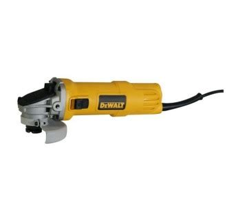 Dewalt De Dwe8200p 4 Inches Angle Grinder Yellow Lazada Ph
