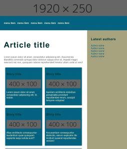 layout css variables enabled wonderolie interactive designer front end flash flex