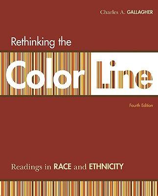 rethinking the color line 楽天ブックス rethinking the color line readings in race and
