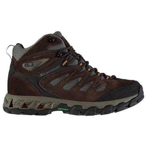 Karimor Brown karrimor orkney walking boots brown 9 sleviste cz