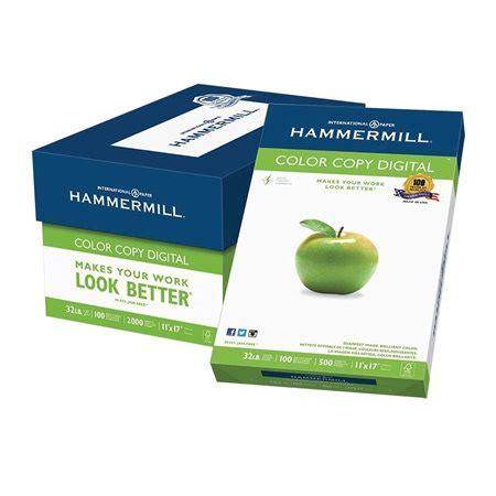 hammermill color copy digital papier hammermill color copy digital 32 lb paquet de 500