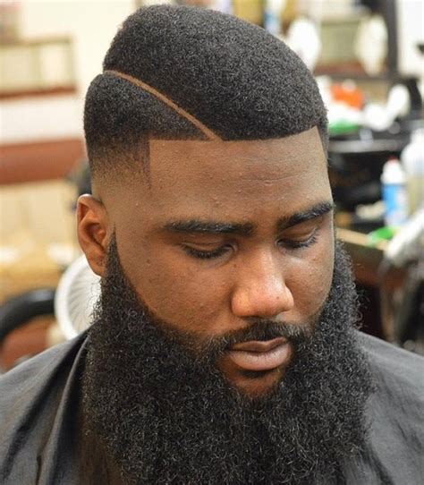 african american thin beard designs 40 ritzy shaved sides hairstyles and haircuts for men