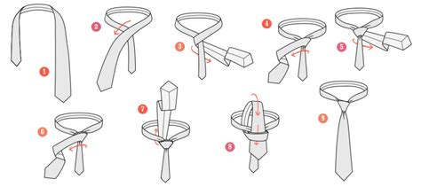 nudos corbata modernos 10 nudos de corbata elegantes f 225 ciles y r 225 pidos paso a paso