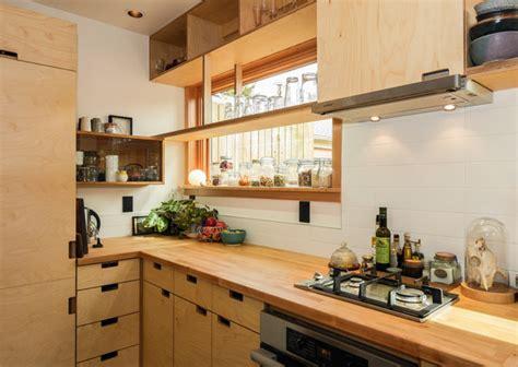 japanese home kitchen design japanese modern adu tiny house for a designer modern