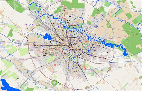 city maps of city maps bucharest