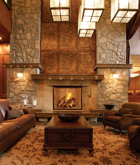 Country Style Fireplace Ideas by Town Country Living Room Sacramento