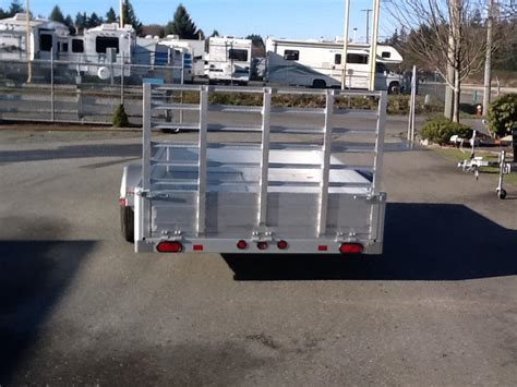 the valley rubber sts 5x8 sts utility trailers outside comox valley courtenay
