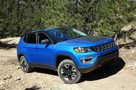 jeep compass trailhawk 2018 2017 jeep compass trailhawk road review