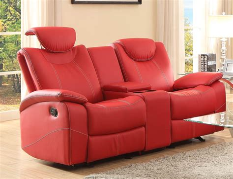 dual glider reclining loveseat with console talbot glider reclining loveseat with console