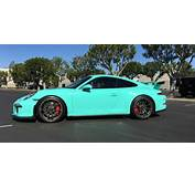 Wrapped Porsche 911 GT3 4  Muscle Cars Zone