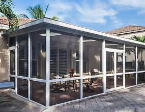 Patio Enclosure Screens by Screen Patio Enclosures The Ticket For Homeowners In