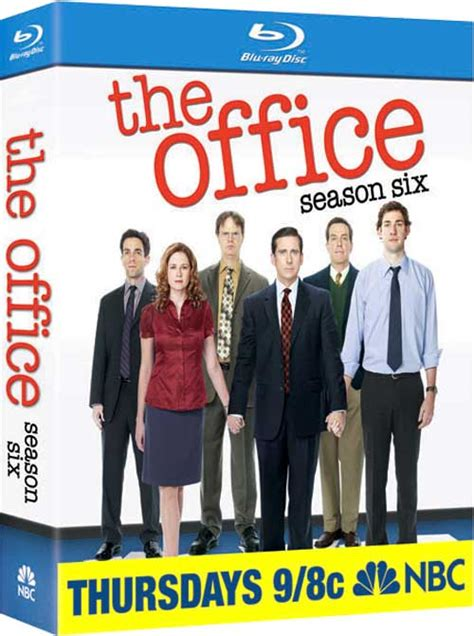 The Office Season 6 by The Office Dvd News Box For The Office Season 6 On