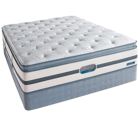 simmons beds simmons beautyrest recharge shakespeare luxury pillowtop mattress si6695 sleepy s