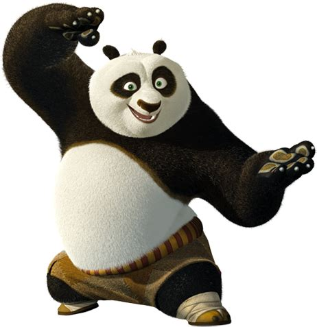 imagenes de kung fu panda en 3d icones png theme kung fu panda