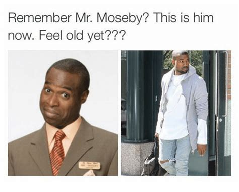 Mr Moseby Meme - remember mr moseby this is him now feel old yet dank