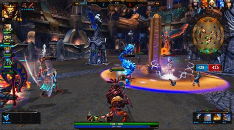 play the best free online gamesall online gamesfree third person moba smite finally exits beta launches on