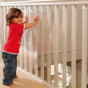 Kid Safe Banister Guard by Kidco Bannister Safety Plastic Guard Review Compare