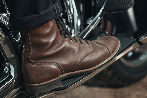 Footwear Indian Motorcycle Media Emea