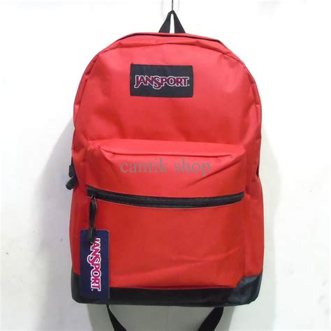 Tas Jansport Untuk Anak Perempuan jual beli tas jansport ransel st07 tas pria tas cowok tas sekolah anak baru tas backpack