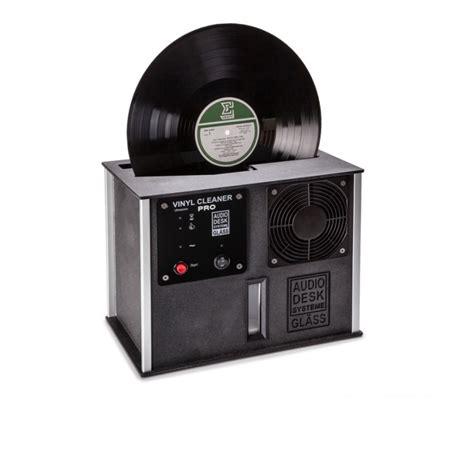 Audio Desk Vinyl Cleaner by Audio Desk Systeme Vinyl Cleaner Pro Black Lp Cleaning System