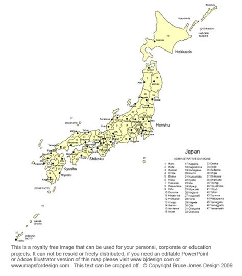 printable images of japan japan map printable printable maps