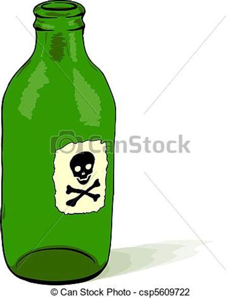 veleno per piccioni fatto in casa illustration vecteur de symbole vecteur bouteille