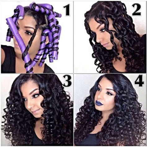 rod curl straight hair pin by вяiтпэч on наiя pinterest