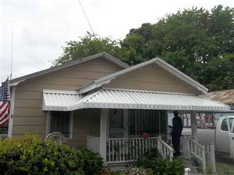 Porch Awnings For Home Aluminum by Aluminum Aluminum Awnings