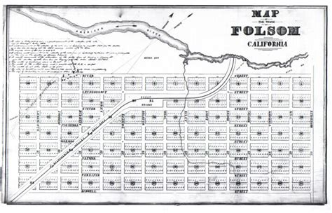 folsom ca map california state library foundation